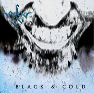 Delta - Black & Cold CD (album) cover