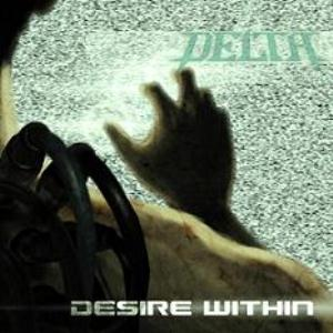 Delta - Desire Within CD (album) cover