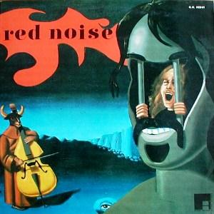 Red Noise - Sarcelles Locheres CD (album) cover