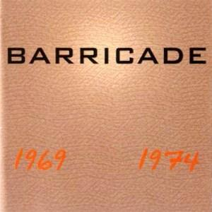 Barricade - Le Rire Des Camisoles 1969-1974 CD (album) cover