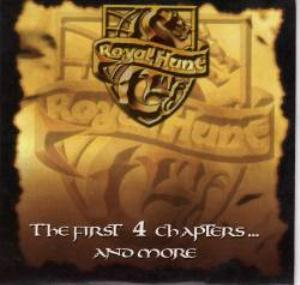 ROYAL HUNT - The First 4 Chapters... And More CD album cover