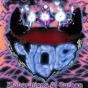Yob - Elaborations Of Carbon CD (album) cover