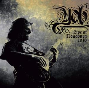 Yob - Live At Roadburn 2010 CD (album) cover