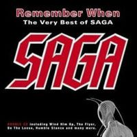 Saga - Remember When CD (album) cover
