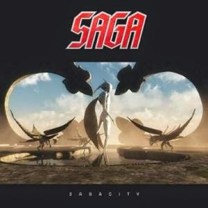 Saga - Sagacity CD (album) cover