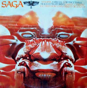 Saga - Synposis CD (album) cover