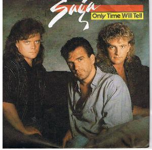 Saga - Only Time Will Tell CD (album) cover