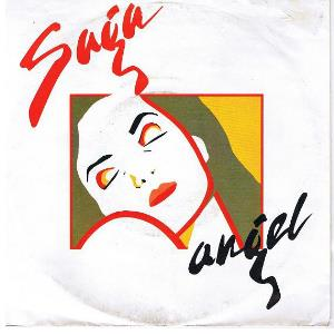 Saga - Angel CD (album) cover