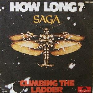 Saga - How Long? CD (album) cover