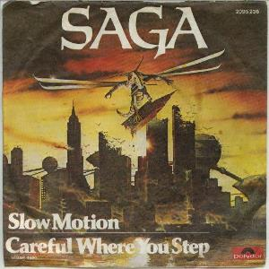 Saga - Slow Motion CD (album) cover