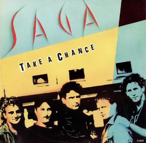 Saga - Take A Chance CD (album) cover