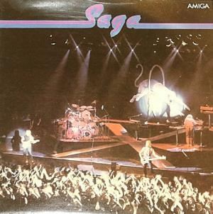 Saga - Saga CD (album) cover