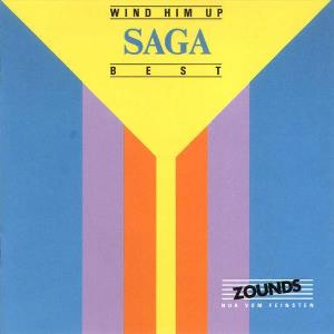 Saga - Wind Him Up: Best CD (album) cover