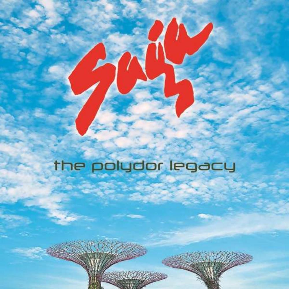 Saga - The Polydor Legacy CD (album) cover