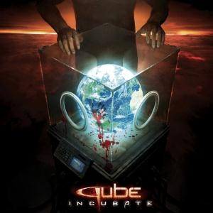 Qube - Incubate CD (album) cover