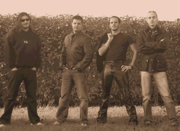 ODD DIMENSION image groupe band picture