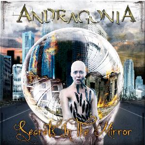 Andragonia - Secrets In The Mirror CD (album) cover