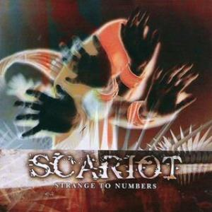 Scariot - Strange To Numbers CD (album) cover