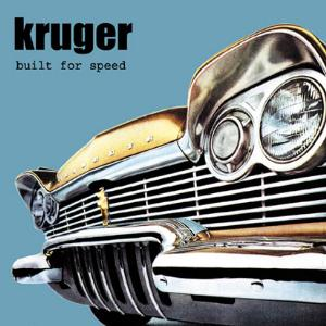 Kruger - Built For Speed CD (album) cover