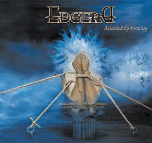 Edgend - Attached By Insanity CD (album) cover