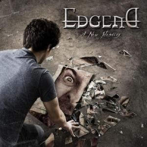 Edgend - A New Identity CD (album) cover