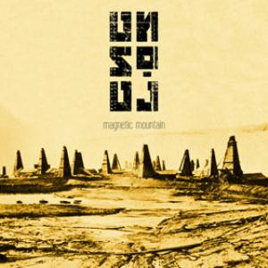 Unsoul - Magnetic Mountain CD (album) cover