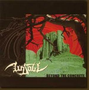 Unsoul - Beyond The Concrete CD (album) cover