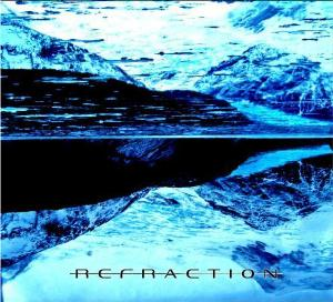 REFRACTION - Refraction CD album cover