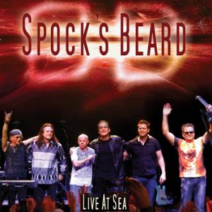 Spock's Beard - Live At Sea CD (album) cover