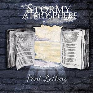 Stormy Atmosphere - Pent Letters CD (album) cover