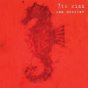 7th Kind - Sea Monster CD (album) cover