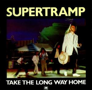 Supertramp - Take The Long Way Home / From Now On CD (album) cover