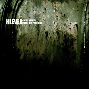 Klever - In The Name Of Peace And Progress CD (album) cover