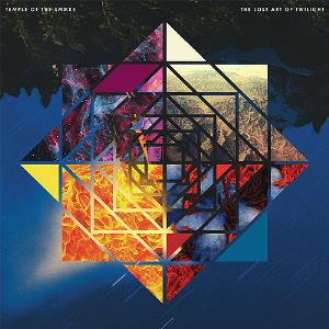 TEMPLE OF THE SMOKE - The Lost Art Of Twilight CD album cover