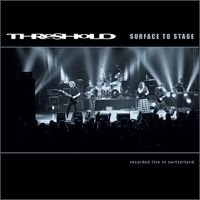 Threshold - Surface To Stage CD (album) cover