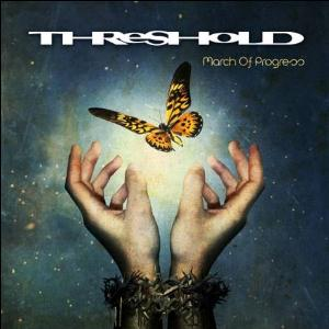 Threshold - March Of Progress CD (album) cover