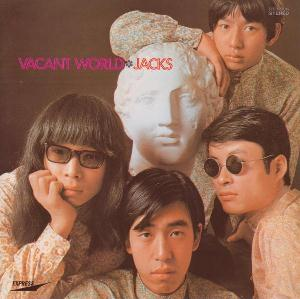 Jacks - Karappo No Sekai (vacant World) CD (album) cover
