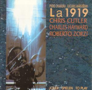 Charles Hayward - Jouer. Spielen. To Play CD (album) cover