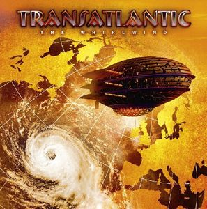Transatlantic - The Whirlwind CD (album) cover