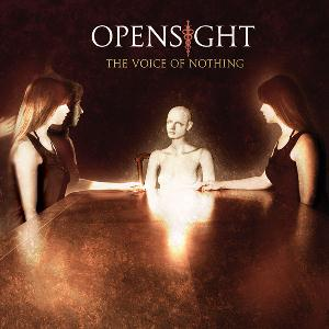 Opensight - The Voice Of Nothing CD (album) cover