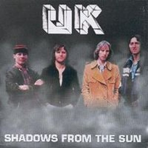 U.k. - Shadows From The Sun CD (album) cover