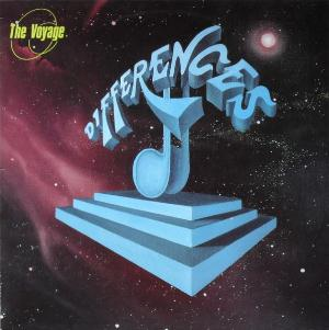 Differences - The Voyage CD (album) cover