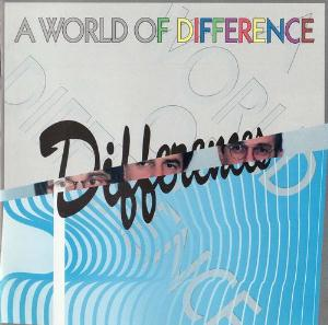 Differences - A World Of Difference CD (album) cover