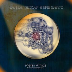 VAN DER GRAAF GENERATOR - Merlin Atmos CD album cover