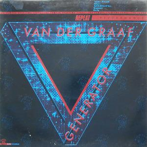 Van Der Graaf Generator - Repeat Performance CD (album) cover