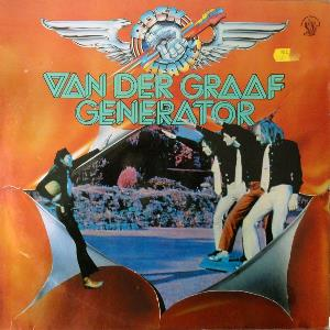 Van Der Graaf Generator - Rock Heavies CD (album) cover