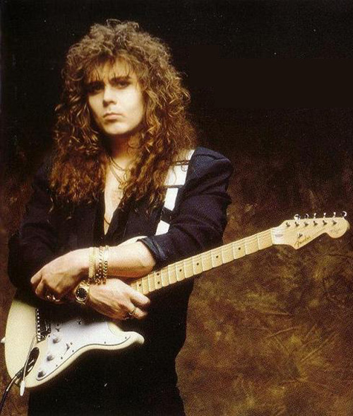 YNGWIE MALMSTEEN image groupe band picture