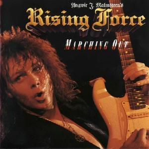 Yngwie Malmsteen - Marching Out CD (album) cover