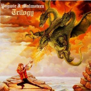 Yngwie Malmsteen - Trilogy CD (album) cover