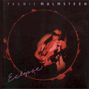 Yngwie Malmsteen - Eclipse CD (album) cover